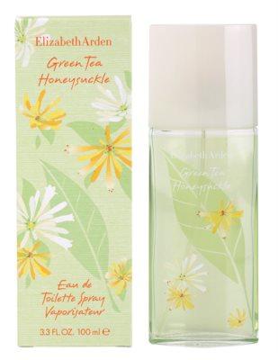 Elizabeth Arden Green Tea Honeysuckle туалетна вода для жінок