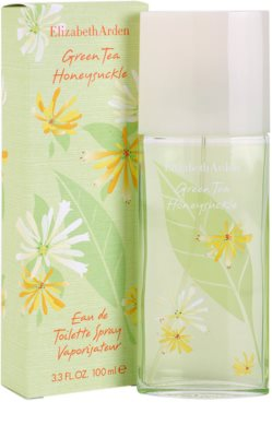 Elizabeth Arden Green Tea Honeysuckle eau de toilette para mujer 1