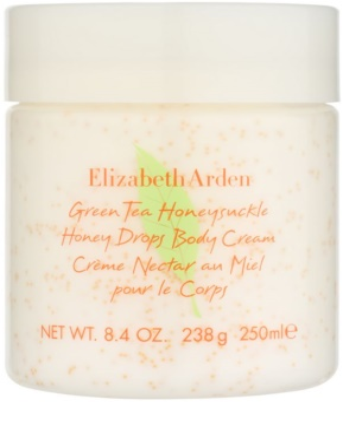 Elizabeth Arden Green Tea Honeysuckle tělový krém pro ženy