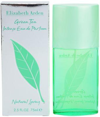 Elizabeth Arden Green Tea Intense Eau de Parfum para mulheres