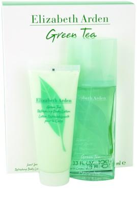 Elizabeth Arden Green Tea coffret presente
