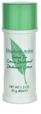 Elizabeth Arden Green Tea deodorant roll-on pro ženy  krémový deodorant