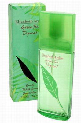 Elizabeth Arden Green Tea Tropical eau de toilette para mujer