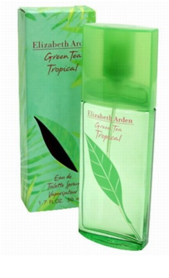 Elizabeth Arden Green Tea Tropical Eau de Toilette pentru femei