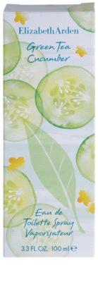 Elizabeth Arden Green Tea Cucumber Eau de Toilette für Damen 4