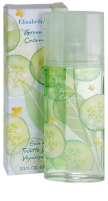 Elizabeth Arden Green Tea Cucumber Eau de Toilette für Damen 1
