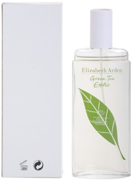 Elizabeth Arden Green Tea Exotic туалетна вода тестер для жінок 1