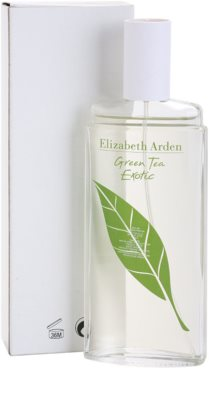 Elizabeth Arden Green Tea Exotic туалетна вода тестер для жінок 2