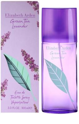 Elizabeth Arden Green Tea Lavender toaletní voda pro ženy
