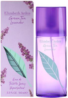 Elizabeth Arden Green Tea Lavender туалетна вода для жінок