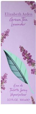 Elizabeth Arden Green Tea Lavender Eau de Toilette para mulheres 4