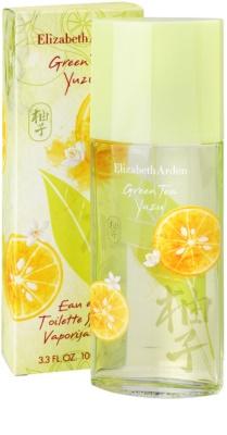 Elizabeth Arden Green Tea Yuzu eau de toilette para mujer 1