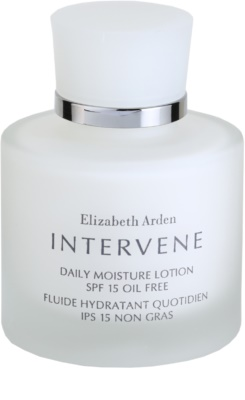 Elizabeth Arden Intervene feutigkeitsspendende Milch für das Gesicht