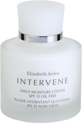 Elizabeth Arden Intervene leche hidratante para el rostro
