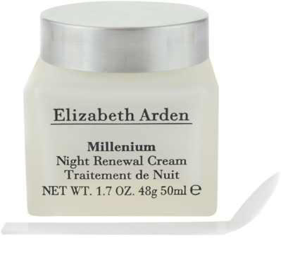 Elizabeth Arden Millenium crema reparadora de noche
