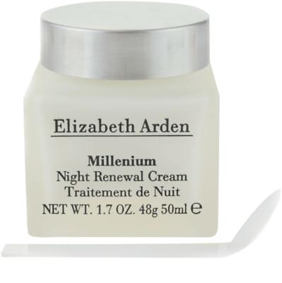 Elizabeth Arden Millenium creme de noite renovador