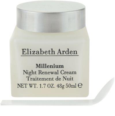 Elizabeth Arden Millenium възстановителен нощен крем