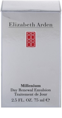Elizabeth Arden Millenium nappali megújító emulzió 4