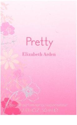 Elizabeth Arden Pretty Eau De Parfum pentru femei 4