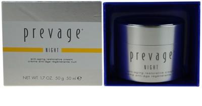 Elizabeth Arden Prevage crema de noche regeneradora  antienvejecimiento 1