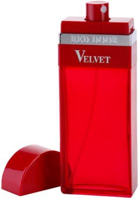 Elizabeth Arden Red Door Velvet woda perfumowana dla kobiet   + Travel Jewelry Case 3