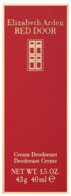 Elizabeth Arden Red Door Creme Deodorant für Damen 2