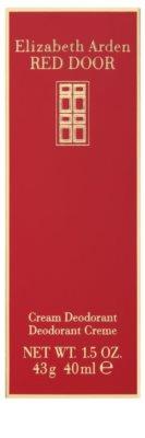 Elizabeth Arden Red Door krémový dezodorant pre ženy 2