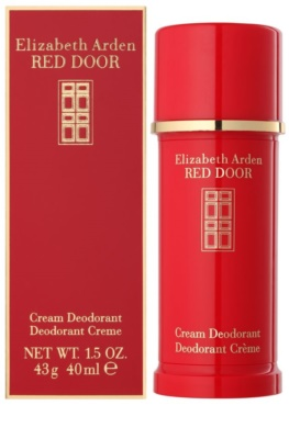 Elizabeth Arden Red Door deodorant v krému pro ženy