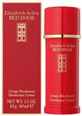 Elizabeth Arden Red Door krémový dezodorant pre ženy