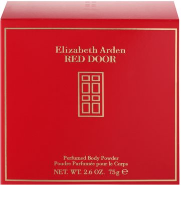 Elizabeth Arden Red Door tělový pudr pro ženy 2