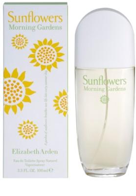 Elizabeth Arden Sunflowers Morning Garden Eau de Toilette para mulheres