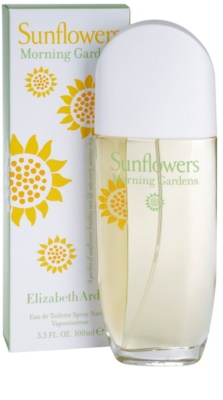 Elizabeth Arden Sunflowers Morning Garden Eau de Toilette para mulheres 1