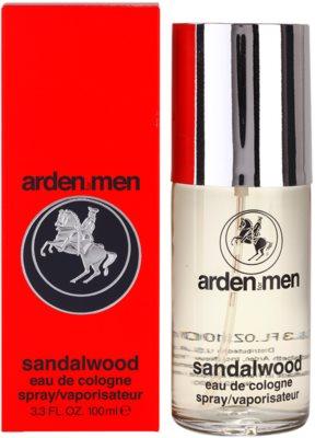 Elizabeth Arden Sandalwood kolínská voda pro muže