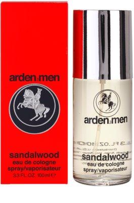 Elizabeth Arden Sandalwood kolonjska voda za moške