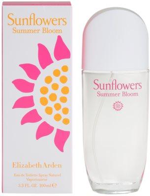 Elizabeth Arden Sunflowers Summer Bloom Eau de Toilette para mulheres
