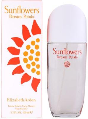 Elizabeth Arden Sunflowers Dream Petals Eau de Toilette para mulheres