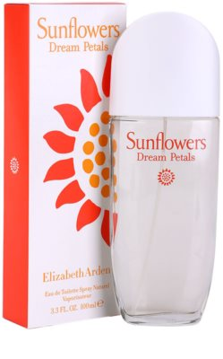 Elizabeth Arden Sunflowers Dream Petals toaletná voda pre ženy 1