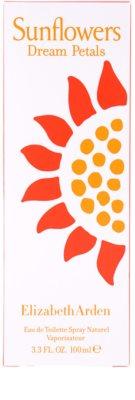 Elizabeth Arden Sunflowers Dream Petals Eau de Toilette für Damen 4