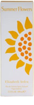 Elizabeth Arden Summer Flowers Eau de Toilette para mulheres 4