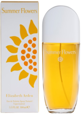 Elizabeth Arden Summer Flowers Eau de Toilette für Damen