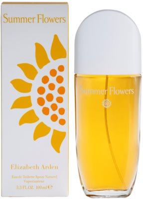 Elizabeth Arden Summer Flowers Eau de Toilette para mulheres