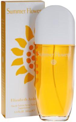 Elizabeth Arden Summer Flowers Eau de Toilette para mulheres 1