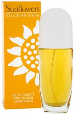 Elizabeth Arden Sunflowers Eau de Toilette für Damen