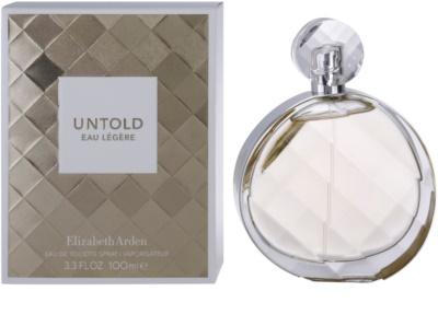 Elizabeth Arden Untold Eau Legere toaletní voda pro ženy