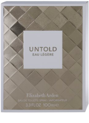 Elizabeth Arden Untold Eau Legere toaletna voda za ženske 4