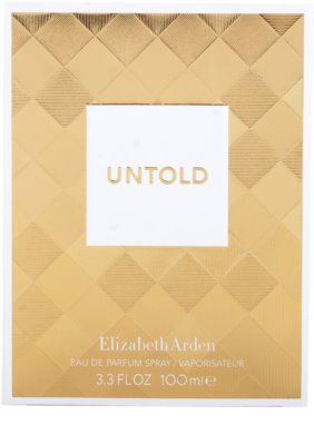 Elizabeth Arden Untold woda perfumowana dla kobiet 4