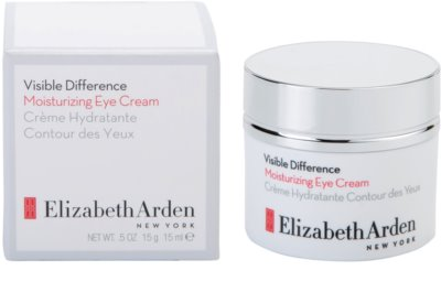 Elizabeth Arden Visible Difference hydratisierende Augencreme 2