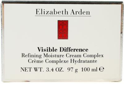Elizabeth Arden Visible Difference creme hidratante para rosto 2