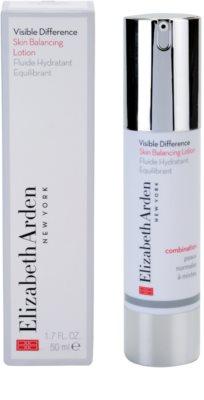 Elizabeth Arden Visible Difference fluid hidratant pentru piele normala si mixta 1