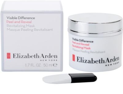 Elizabeth Arden Visible Difference mascarilla peel-off con efecto revitalizante 2